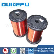 Clase H 180 para Motor eléctrico cobre rebobinado de cable