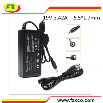 19V 3.42A 65W Laptop AC Adaptör Acer