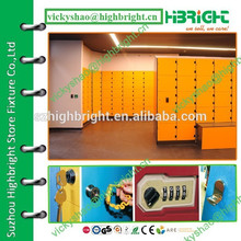 plastic ABS safe electronic parcel locker