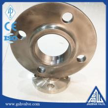 ASME B16.5 material em aço inoxidável rosca flange com alta qualidade