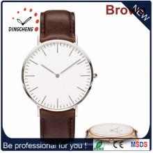 2015 relógio elegante relógio de quartzo para homens e mulheres (dc-1407)