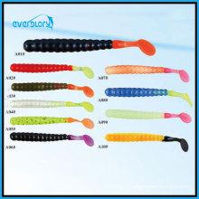 Haute recommandation populaire leurre de pêche coloré (7,5 cm / 2,8 g)