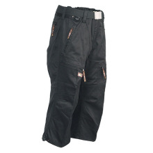 Men's Outdoor Light Brushed Cropped Pants