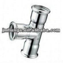 Tige filetée en acier inoxydable ASTM A234 WPB