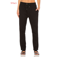 Pleated with String Waist Leisure Pants