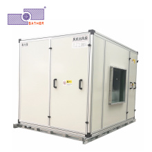 Sanher Scroll Compressor Water Cooled Central Air Unit
