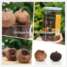 Royal naturel délicieux ail noir fabriqué en Chine 250g / bouteille