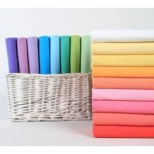 TEXTILE FACTORY PRODUCED COLOR FABRIC