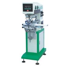 Pneumatischer 2-Farben-Pad-Drucker mit Shuttle (SP-100S2E, Tintenfach)