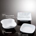Cuisinière à base de porcelaine blanche durable et durable