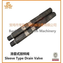 Customized for Oil Downhole Testing Tool Sleeve Type Drain Valve of Downhole Testing Tool supply to Ethiopia Wholesale