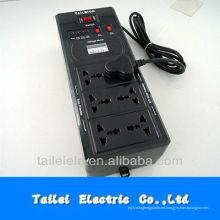 Estabilizador de voltaje tipo relé universal 600VA 220V 110V