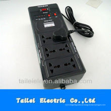 Universal relé de soquete tipo estabilizador de tensão 600VA 220V 110V