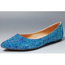 Zapatos de vestir de boda de las señoras de la moda de la primavera (HCY02-1508)