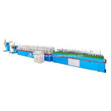 Automático T-Bar Cold Roll formando máquina en línea Punch - 2