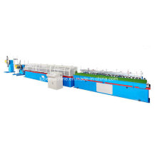 Automatic Main T-Bar Cold Roll Forming Machine In Line Punch - 2