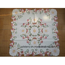 Polyester Tableclothes Handmade Cutwork 5199
