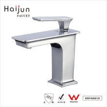 Haijun Needed Products Children Safety Single Handle Brass Basin Sink Faucet