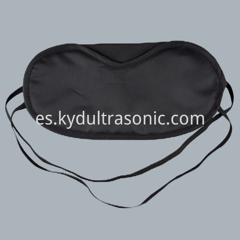 Nonwoven sleeping eye mask body