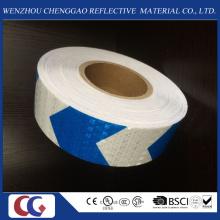 LKW-Pfeil-Form-PVC-reflektierende Material-Bänder in der Rolle