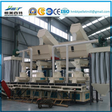 Complete Production Line for Straw Pellet Line