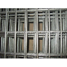 Steel reinforcing concrete welded wire mesh