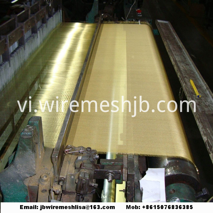 Brass wire mesh/ Copper Wire Mesh