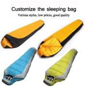 Wholesale or OEM Custom Outdoor Camping Sleeping Bag