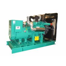 60Hz 1800rpm Generador de combustible doble Googol 400kw 500kVA