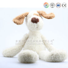 Cheap animal dog cartoon soft baby toy for wholesale used