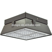 Aluminum Meanwell driver and bridgelux led high bay light gas station led canopy lights