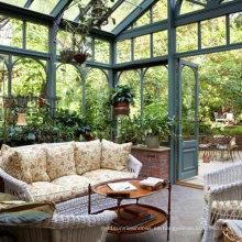 Sala de sol de estilo europeo con diferentes formas de apertura (FT-S)