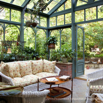 European Style Sun Room with Different Opening Ways (FT-S)