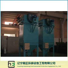 Maquinaria de limpieza-2 Bolsa larga de polvo de baja tensión Colector de polvo