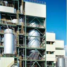 Secador de pulverização de pressão para indústrias químicas