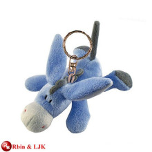 customized OEM design! baby Stuffed soft Toy , plush donkey keychain