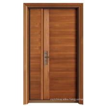 Cast Aluminum Door Exterior Door Swing Door Steel Security Door