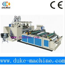 Alta velocidade Cast PE filme Stretch Making Machine (SLW1100)