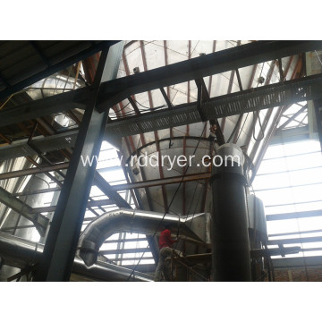Lithium iron phosphate dryer