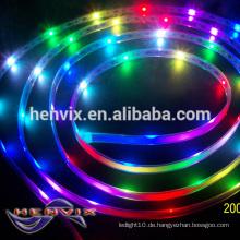 IP68 digital 30 l / m Bodenleuchte LED-Streifenbeleuchtung, 12v Streifenlicht