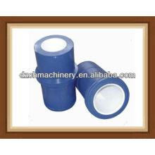Zirconia ceramic liner for mud pump