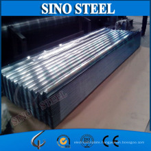 Sgch Z60 Gi Galvanized Corrugated Roofing Sheet for Building