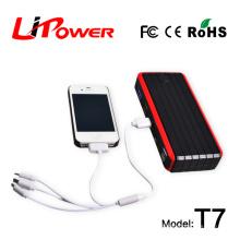 12V Auto Macht 12000mah Lithium-Batterie tragbare Sprung Starter Power Bank mit CE SAA EMV-Zertifizierung