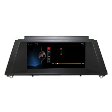 Hla Car Un reproductor de DVD DIN para BMW X5 BMW X6 Radio Navegación GPS Aux Video Bt Phone Book MP5 / SD / USB Invertir Tracks