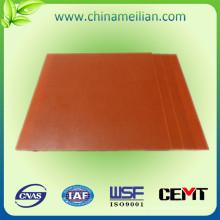 Junta laminada de fibra de resina fenólica fenólica