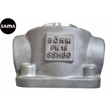 Aluminum Gravity Casting for Hydrant Valve Body
