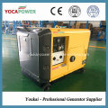 5 kVA Air Cooled Power Electric Generator Diesel Generating Power Generation