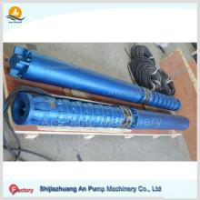 Bombas submersíveis submersíveis de irrigação centrífugas de baixa potência