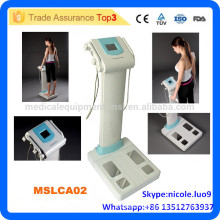 MSLCA02-I Professional most accurate test body composition analyzer/ body analyzer machine