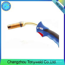welding torch Binzel type MB 401D water cooled MIG MAG welding torch